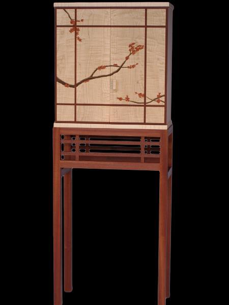 Plum Blossom Cabinet