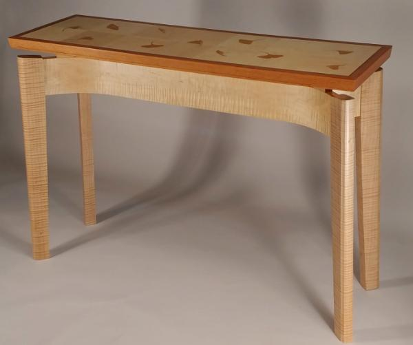 Ginkgo Entry Table