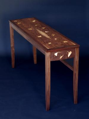 "Ginkgo ""Dining Bar"" Table"