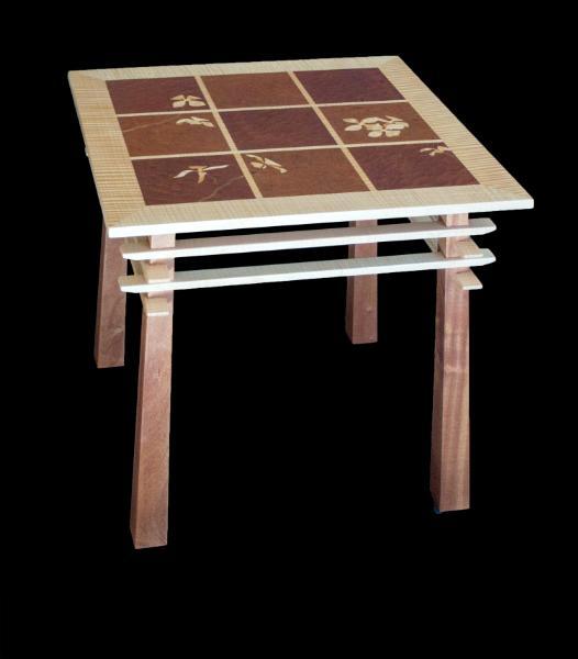 Dogwood Pagoda Square Table