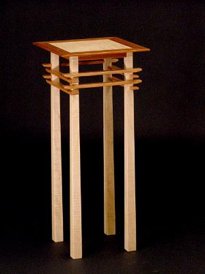 Asian Style II - Pedestal Table