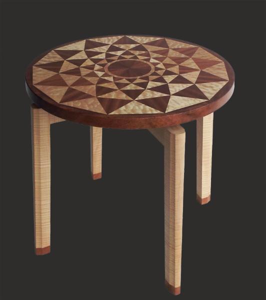 Rosette Table