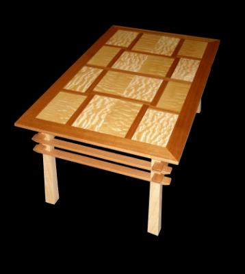 Asian Style II   Pagoda Coffee Tables