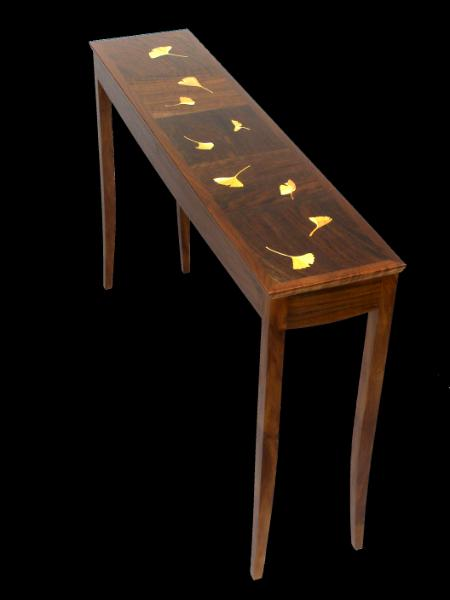 Ginkgo Hall Table