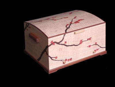 Plum Blossom Chest